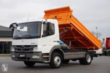 camión Meiller MERCEDES-BENZ - ATEGO / 1218 / E 5 / WYWROTKA / MANUAL