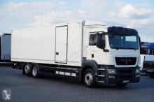 camion MAN TGS - / 26.320 / KONTENER + WINDA / 23 PALETY