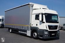 camion MAN TGS - / 18.320 / EURO 6 / DŁ. 9,05 M / 22 EUROPALETY