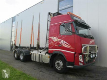 camion Volvo FH16.750 6X4 TIMBER TRUCK FULL STEEL