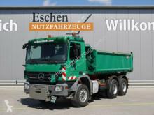 камион Mercedes 2648 K, Bordmatik, Retarder, Frontanbauplatte