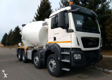 MAN TGS 35.420 8x4 BB truck