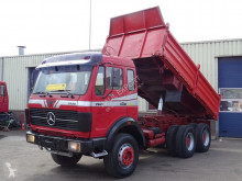 camion Mercedes 2635 Kipper ZF Good Condition