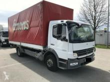 Mercedes 1224L Pritsche/Plane/Ladebordwand/Eu truck