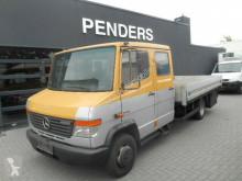 Mercedes Vario 616 D Pritsche Doka *Ahk*3 Sitz * truck