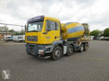 camion MAN TGA 35.360 8x4 Liebherr