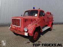 Magirus Deutz Mercuri 125A feuerwehr - fire brigade - brandweer truck