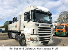 camion Scania R440 mit Atlas Terex Kran 170.2 Lift & Lenkachse