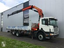 Scania P124.360 truck