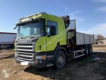 ciężarówka Scania P420 - SOON EXPECTED - 6X2 WITH PALFINGER PK2450