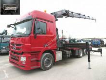 ciężarówka platforma burtowa Mercedes
