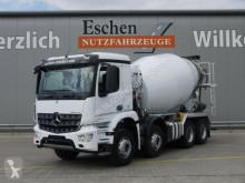 camion Mercedes 3240 Arocs, 9 m³ Liebherr, AP Achsen, Klima