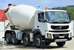 camión Volvo FMX 410 Betonmischer *8x4* Topzustand!