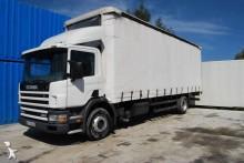 vrachtwagen Schuifzeilen Scania