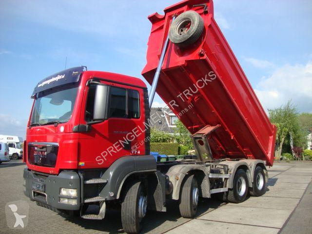 Voir les photos Camion MAN 35-400 20M3 TIPPER
