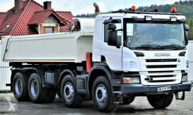 camion Scania P380 Kipper 5,70m + Bordmatic *8x4 Topzustand!