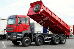 MAN TGA 41.480 / 8X6 / 3 SIDED TIPPER / BORTMATIC LKW