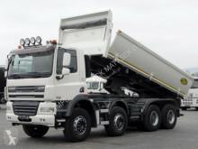 Zobaczyć zdjęcia Ciężarówka DAF CF 85.410 / 8X4 / 2 SIDED TIPPER /BORTMATIC /