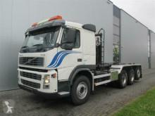 Volvo FM420 8X4 TRIDEM HIAB HOOK EURO 3 truck