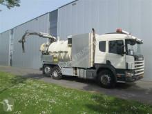 camión aspirador usada