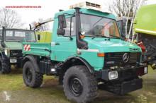camión Unimog MERCEDES-BENZ - U 1400