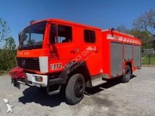 camion autospecială-cisternă stingere incendii de pădure Mercedes