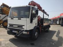 vrachtwagen platte bak standaard Iveco