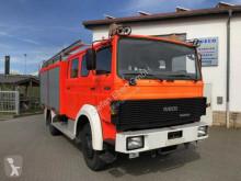 vrachtwagen brandweer Iveco