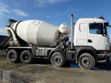 Scania Tankfahrzeug Stäube/Pulver