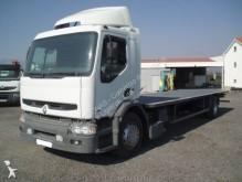 camión caja abierta usada