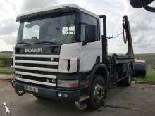 camión multivolquete Scania