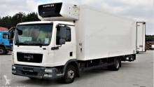 ciężarówka izoterma MAN