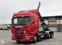 camion Scania R440 Highline Hakowiec