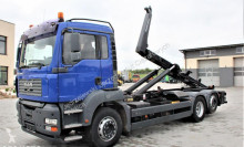 камион MAN TGA 26.430 / Hakowiec Meiiler / Manual /