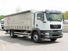 camión MAN TGM 18 250 Pritsche/Plane*Euro5*