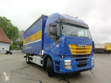 camion Iveco AS190S45/P EEV Intarder Hill Holder Schiebeplane