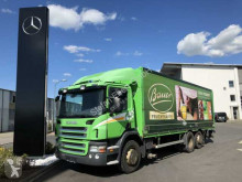 camion furgone trasporto bibite usata