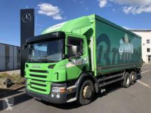 Scania LKW Pritsche Getränkewagen