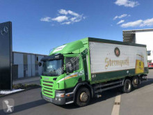 camión Scania P310DB Getränkefahrzeug 6x2 LBW 2x AHK