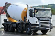 камион Scania P380 Betonmischer *8x4*