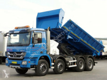 camião Mercedes ACTROS 4141 / 8X4 / 2 SIDED TIPPER / BORTMATIC /