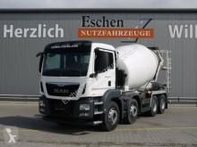 camião MAN TGS 32.400 BB, 9 m³ Stetter !! 56 Tsd. Km !!