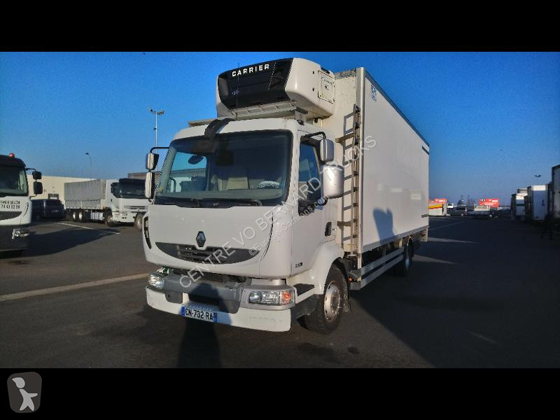 Voir les photos Camion Renault 220 DXI FRIGO