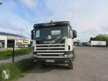 camion béton toupie / Malaxeur Scania