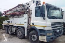 camion calcestruzzo pompa per calcestruzzo DAF