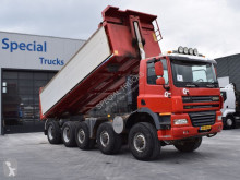 camion Ginaf X5450S 10x8 Hyva achterover kipper (25m3)