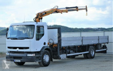 ciężarówka Renault Premium 250 Pritsche 8,00m +Kran !