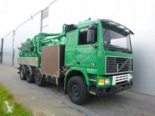 камион каналопочистваща машина Volvo