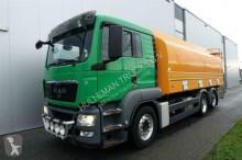 vrachtwagen MAN TGS26.480 6X2 COMPLETE TANK RETARDER EURO 5