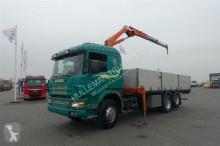 камион Scania 124.400 6X2